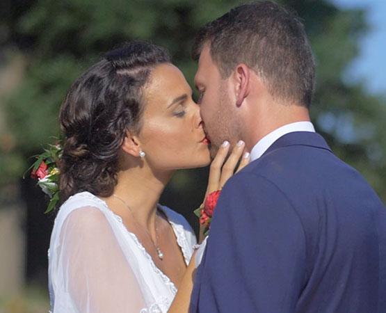 Svatební video Jana a Martin