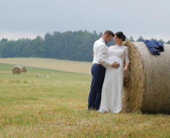 Svatební video Zuzka a Ladislav - svatební video