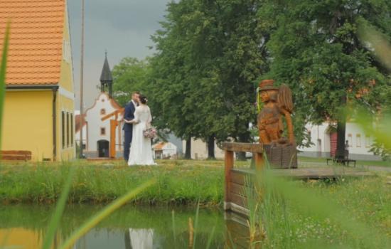 Holašovice, ideální místo pro svatbu v Jižních Čechách
