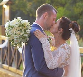 Svatební video Pavla a Patrik - Svatba