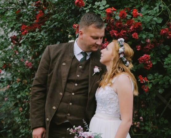 Bára a Pepa - svatební video